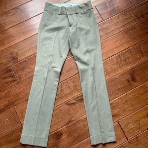Banana Republic Sloan fit khaki pants 00P